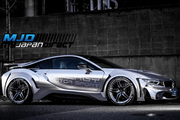 Energy Motor Sports Evo I8 Standard Edition Kit Frp For Bmw I8