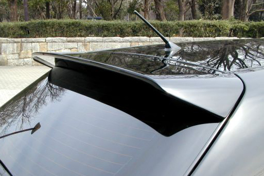 Superb Elixir Rear Roof Spoiler (FRP) For Lexus IS300 Wagon