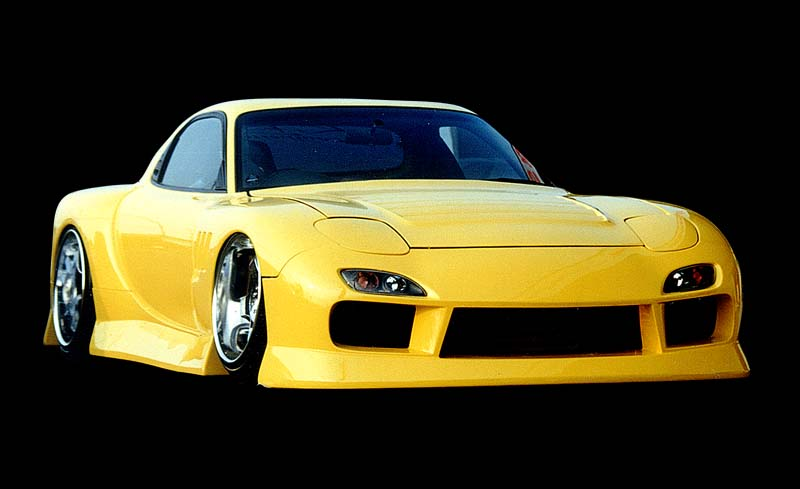 Bn Sports Blister 5p Kit Frp For Mazda Rx 7 Fd3s Los Angeles Ca Japan Parts Jdm And Japan