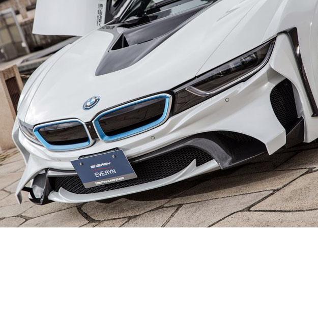 Energy Motor Sports Evo I8 Front Bumper Frp For Bmw I8 2014