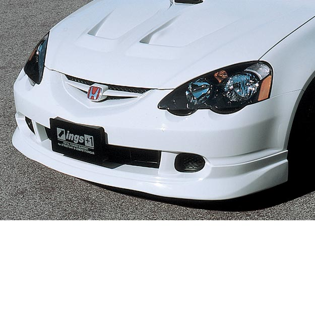 Ings+1 N Spec Front Half Spoiler (FRP) For Honda Integra (DC5) ~M/C