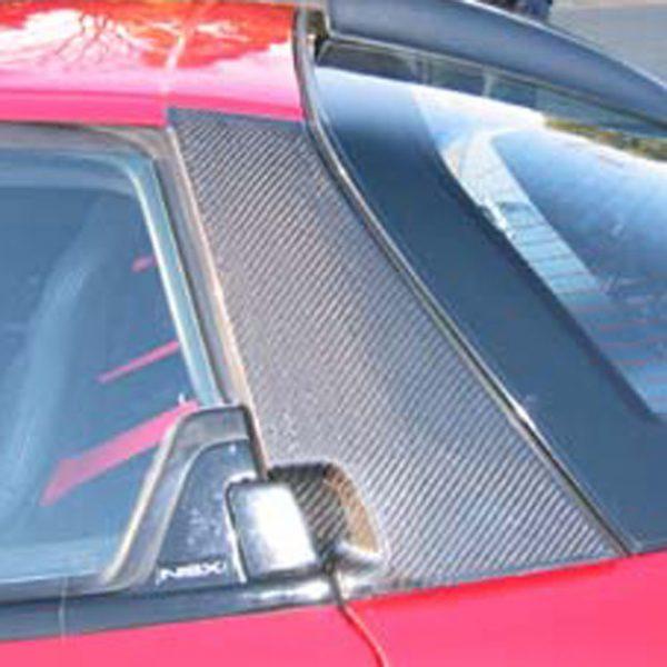 I's Impact Carbon B Pillar For Acura NSX (NA1/NA2)