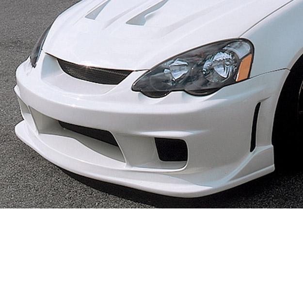 Ings+1 N Spec Front Bumper (FRP) For Honda Integra (DC5) ~M/C