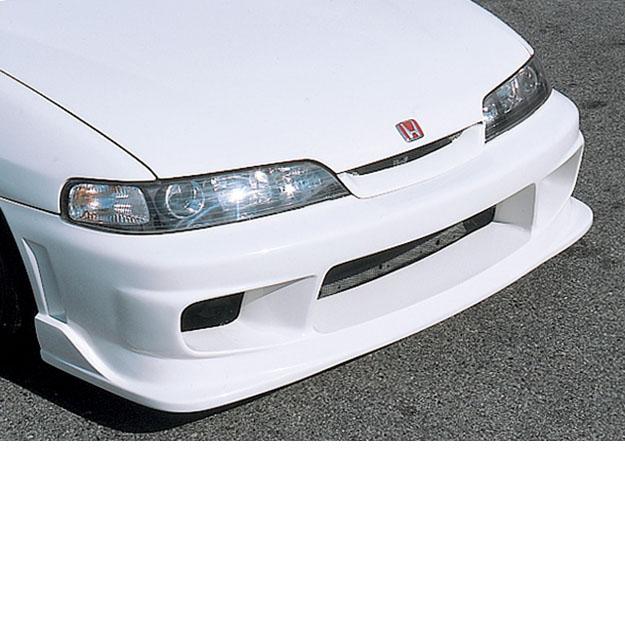 Ings+1 N Spec Front Bumper (FRP) For Honda Integra (DC2)