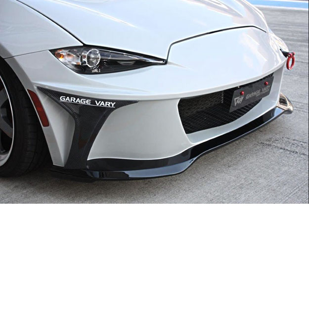 Mazda 06 For Sale: Garage Vary Front Bumper (FRP) For Miata MX-5 (ND)