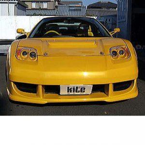 v1 front bumper