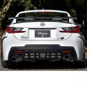 rear diffuser_ no fog