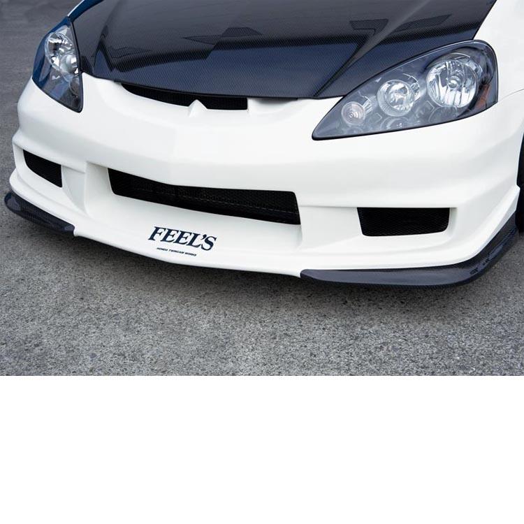 Feelu0027s Front Bumper (CFRP) For Integra (DC5)